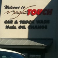 Photo taken at Magic Touch Auto Spa by Bobby N. on 12/22/2010