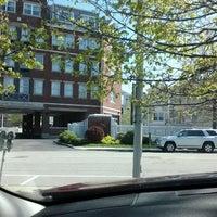 Photo taken at Sheraton Portsmouth Harborside Hotel by Kathryn-Mackenzie H. on 4/26/2012