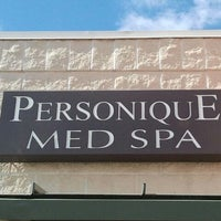Photo taken at Personique--a Botox&Restalyne Resort by Dairl S. on 10/28/2011