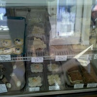 Photo taken at The Bakeshop on Kelley Street by Steve M. on 2/11/2011