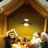 Photo taken at Camp Critter Bar & Grille at Great Wolf Lodge by Tammy J. on 12/11/2011