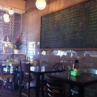 Photo taken at Fat Spoon Café by Jeslyn L. on 6/26/2011