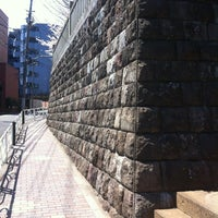 Photo taken at 善光寺坂 by Takahiro M. on 4/7/2012