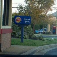 Photo taken at Burger King by Carvel W. on 10/8/2011
