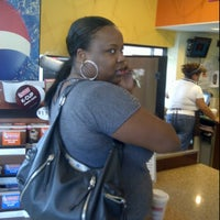 Photo taken at Dunkin' Donuts by Ed L. on 10/29/2011