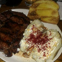 Photo taken at Iowa Beef Steak House by Harold M. on 1/20/2012