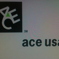 Photo taken at ACE USA by Lucia A. on 9/16/2011