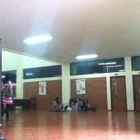 Photo taken at Gedung IV FIB by Yusuf B. on 3/13/2012