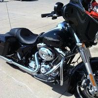 Photo taken at Spyke's Clinton County Harley Davidson by Diane R. on 8/25/2012