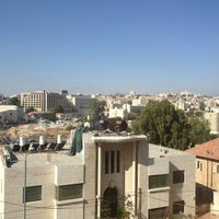 Photo taken at Mount Scopus Hotel by Santo H. on 7/28/2012