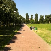 Photo taken at Parco giochi via Spadolini by Ale R. on 5/14/2012