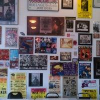 Photo taken at Blues City Deli by Sean R. on 5/20/2011