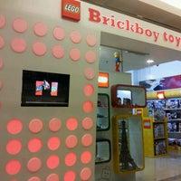 Photo taken at Brickboy Toys by Mαc α. on 10/9/2011