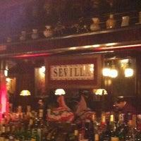 Photo taken at Sevilla Restaurant by JJay043 on 4/28/2012