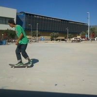 Photo taken at Skate Park Fuengirola by Antonio on 10/29/2011