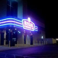 Photo taken at Regal Cinemas Brandywine Town Center 16 by Jennifer L. on 11/8/2011
