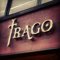 Photo taken at TRAGO Cocina & Lounge by Aaron S. on 6/23/2012