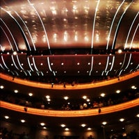 Photo taken at Overture Center For The Arts by Derek G. on 10/27/2011