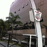 Photo taken at Sport Club Corinthians Paulista by William O. on 9/21/2011