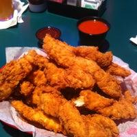 Photo taken at Wings 'N More by John C. on 12/20/2011