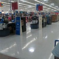 Photo taken at Walmart Supercenter by Kristen M. on 5/10/2012