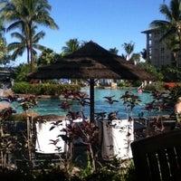 Photo taken at The Westin Ka'anapali Ocean Resort Villas by Kathryn W. on 5/17/2011