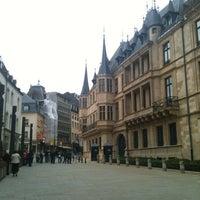 Photo taken at Avenue De La Gare by Cri C. on 9/13/2012