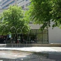 Photo taken at Pedestrian Mall by Scott F. on 6/1/2012