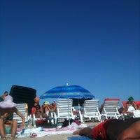 Photo taken at Plaja Midnight Sun by Luana D. on 7/20/2012