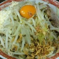 5/3/2012にKensukeがラーメン二郎 横浜関内店で撮った写真