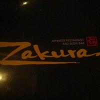 Снимок сделан в Zakura пользователем Steve C. 8/12/2012