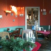 Photo taken at Cafe Silltruten by Fitzkhoon Y. on 12/15/2011