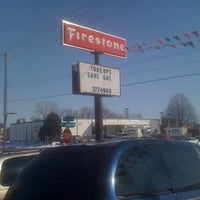 Photo taken at Gallagher's Northwestern Tire Co. by Paul J. on 3/24/2011