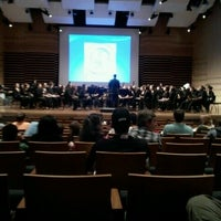 Photo taken at School of Music (MUS) by Chris G. on 12/4/2011
