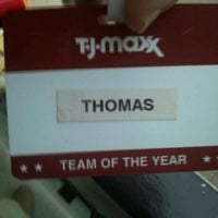 Photo taken at T.J. Maxx by Thomas D. on 2/1/2012