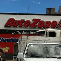 Photo taken at AutoZone by Coesa on 8/4/2011