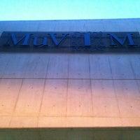 Foto tomada en MuVIM por Pedro G. el 9/6/2012