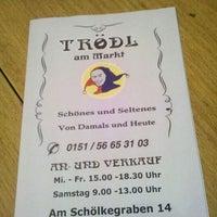 Photo taken at Trödl by Jan D. on 11/11/2011