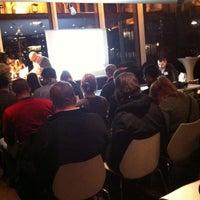 Photo taken at Elbphilharmonie Pavillon by Samir on 1/26/2012