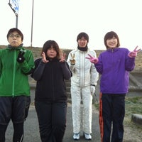 Photo taken at 神島橋 by 佑介 寺. on 2/10/2012
