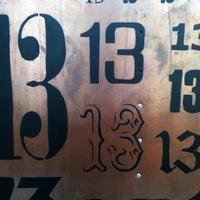 Снимок сделан в Бар 13 пользователем Юлия В. 7/10/2012