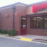 Photo taken at Wendy's by David C. on 9/24/2011