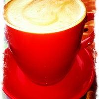 Photo taken at Novar Espresso Cafe by Luvmylatte on 5/9/2012