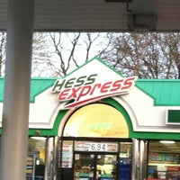 Photo taken at Hess Express by Marta V. M. on 4/14/2012
