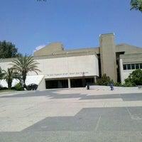 Photo taken at רחבת מוזיאון תל אביב by Maya O. on 5/13/2012