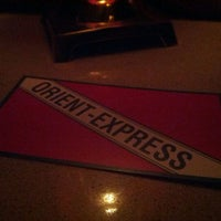 Photo taken at Orient Express by Eli H. on 2/25/2012