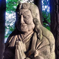 Foto scattata a 雑司ヶ谷 鬼子母神 (鬼子母神堂) da Horimitsu I. il 8/25/2012