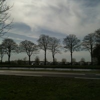 Photo taken at Camperplaats Haamstede by Marjolijn M. on 4/9/2011