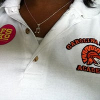 Photo taken at Carolina High School by Charlene P. on 5/22/2012