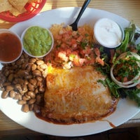 Photo taken at Zapata Mexican Grill by Matt F. on 6/9/2012